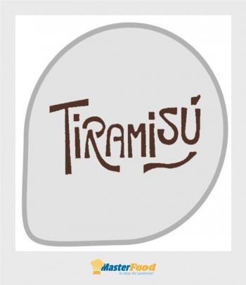 Stencil per torte tiramisu' (mask 39) Martellato