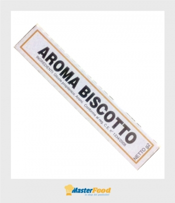 Aroma biscotto fiala gr.2 Madma