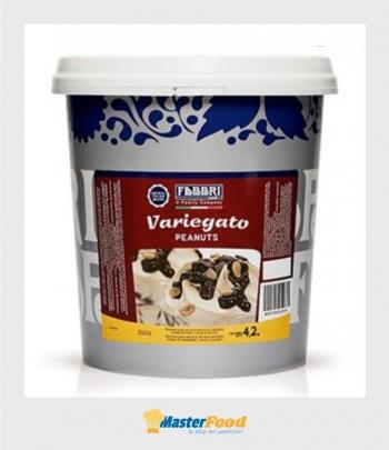 Variegato peanuts kg.4,200 (glutenfree) Fabbri