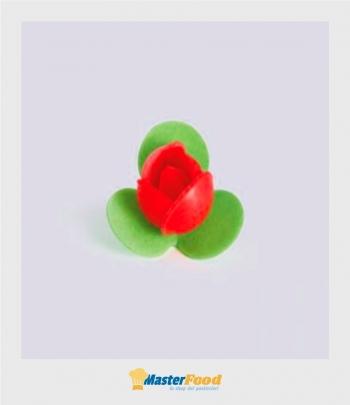 """Rosellina 3 foglie """"Rossa"""" pz.200 (glutenfree)"""