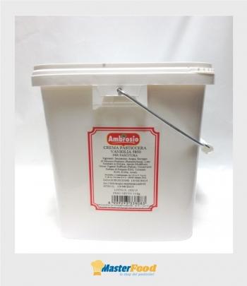 Crema pasticcera alla vaniglia - 5850 kg.10 Ambrosio