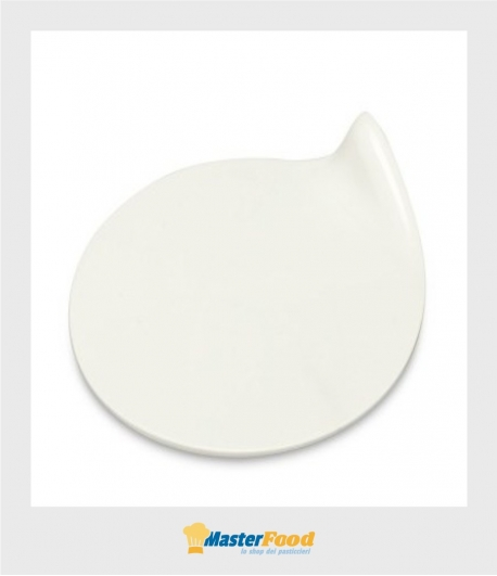 Vassoio gogo rotondo Bianco pz.40 Alcas