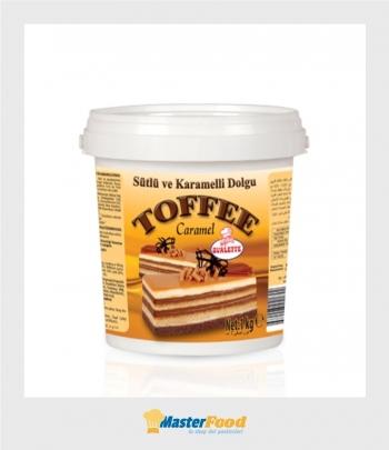 Toffee caramel kg.1 katsan
