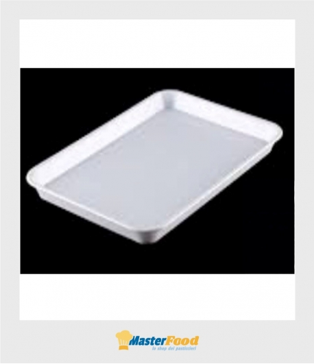 vassoio espositore n.1 cm.27,5x200 Bianco