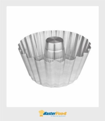 Forma margherita (ruoto babà) alluminio cm.18