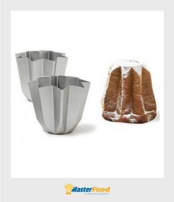 Forma pandoro kg.1 alluminio cm.23 x H 17