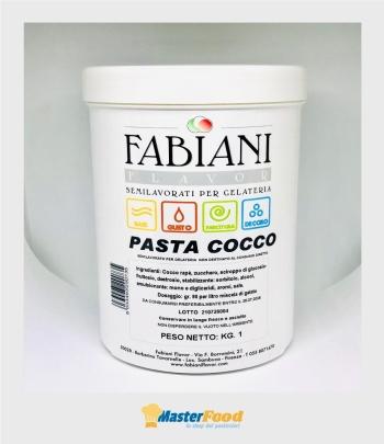 Pasta cocco kg.1 Ruffini