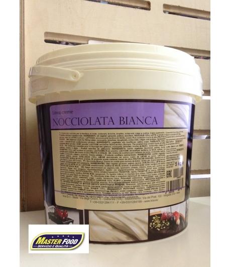 Nocciolata Bianca kg.5 (glutenfree) Irca