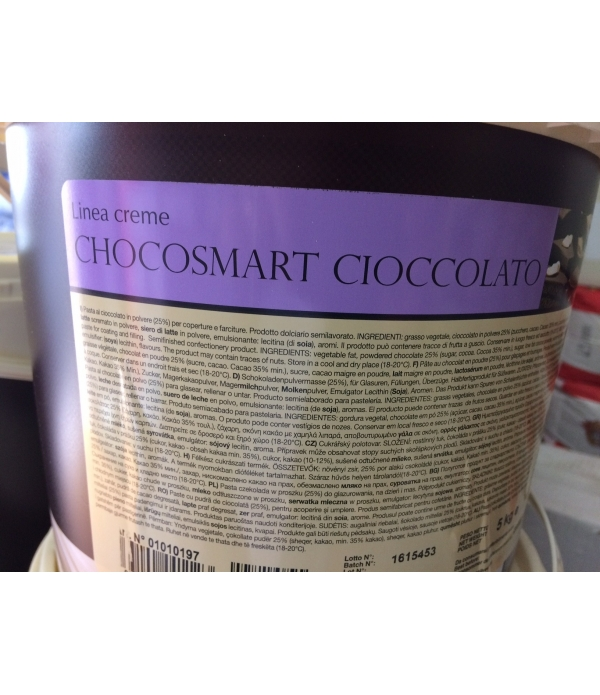 CHOCOSMART CIOCCOLATO KG.5 IRCA