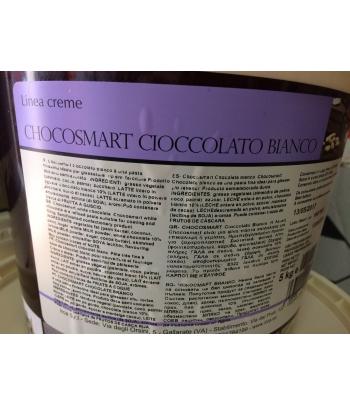 CHOCOSMART CIOCCOLATO BIANCO KG.5 IRCA