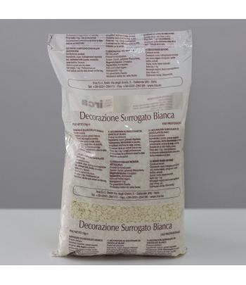 Scaglietta surrogato avorio - 1kg