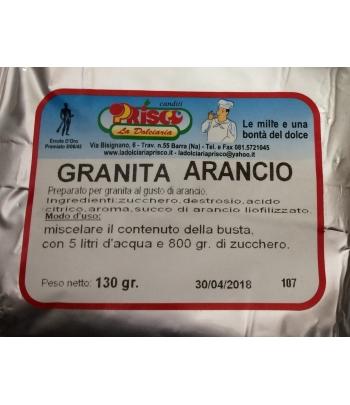 granita di arancia gr.130